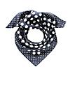 Peter Hahn - Sjaaltje van 100% zijde