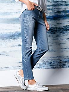 DAY.LIKE - Enkellange jeans