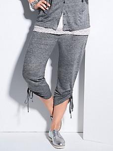 Emilia Lay - 7/8-broek in joggingbroek-stijl