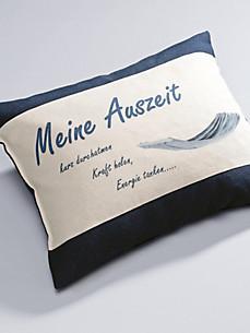 Himmelgrün - Kussen