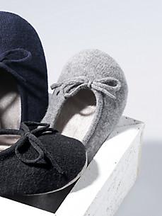Peter Hahn - Huisschoenen van 100% kasjmier