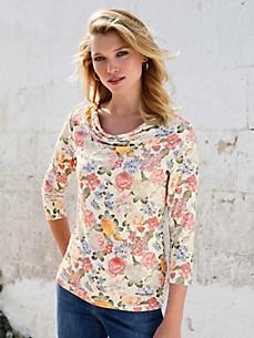 Uta Raasch - Shirt met 3/4-mouwen
