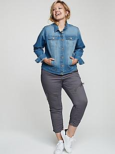 zizzi - Jeansjack in kort model