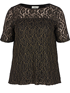 zizzi - Kanten shirt