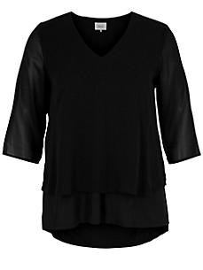 zizzi - Shirt met 3/4-mouwen