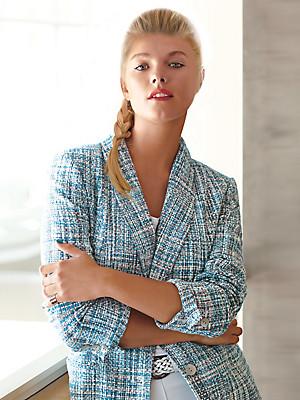 Anna Aura - Blazer van 100% zijde