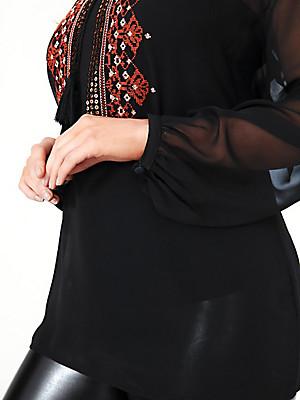 Anna Scholz for sheego - Elegante tuniek
