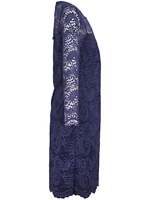 Anna Scholz for sheego - jurk met ronde hals.