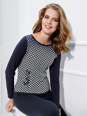 Basler - Pullover met ronde hals