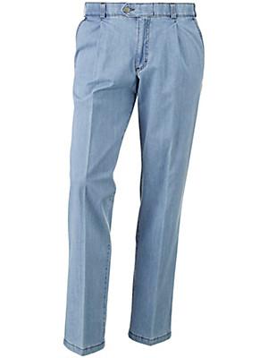 Eurex by Brax - Bandplooi-jeans