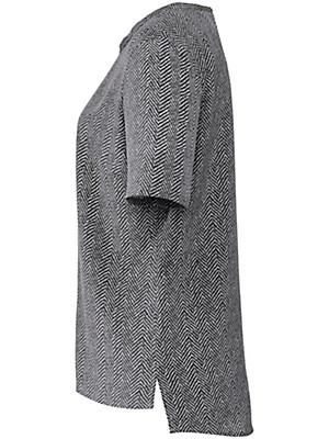 Fadenmeister Berlin - Blouseshirt van 100% zijde