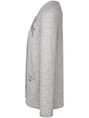Giesswein - Vest van 100% scheerwol