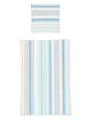 Irisette - 2-delige overtrekset, ca. 155x220 cm