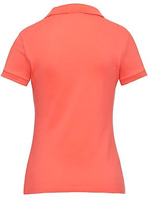 Lacoste - Poloshirt met kwartlange mouwen