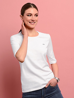 Lacoste - Shirt met ronde hals