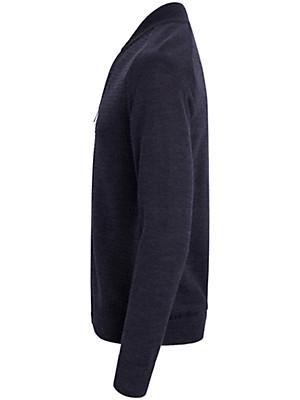 MAERZ - Vest van 100% scheerwol