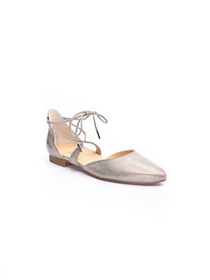 Paul Green - Ballerina's van fluwelig geitensuèdeleer