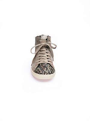 Paul Green - Trendy sneakers met slangendetails