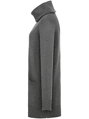 Peter Hahn Cashmere - Lange trui van 100% kasjmier