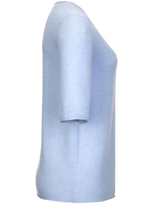 Peter Hahn Cashmere - Pullover van 100 kasjmier