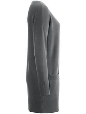 Peter Hahn Cashmere - Trui met ronde hals van 100% kasjmier