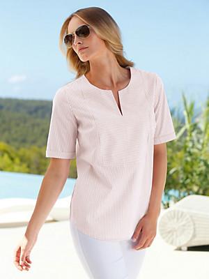 Peter Hahn - Gestreepte blouse