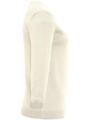 Peter Hahn - Pullover met ronde hals
