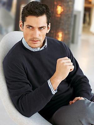 Peter Hahn - Pullover van 100% kasjmier