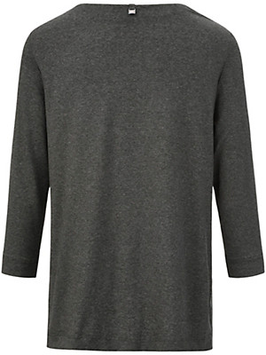 Riani - Shirt met ronde hals en driekwartmouwen