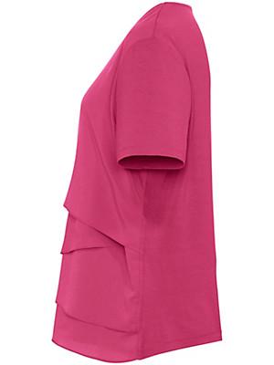 Samoon - Shirt met korte mouwen