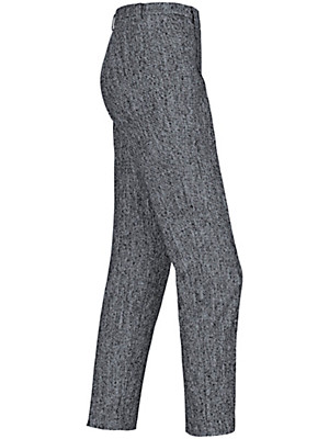 Uta Raasch - Broek met kreukarme jersey