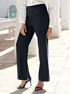 Uta Raasch - Pantalon van 100% scheerwol