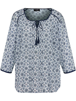 Via Appia Due - Blouse met 3/4-mouwen