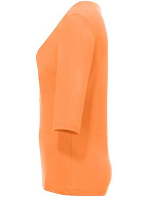 ZAIDA - Shirt met ronde hals
