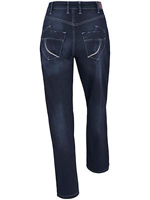 zizzi - Jeans 'Nille Regular' met rechte pijpen