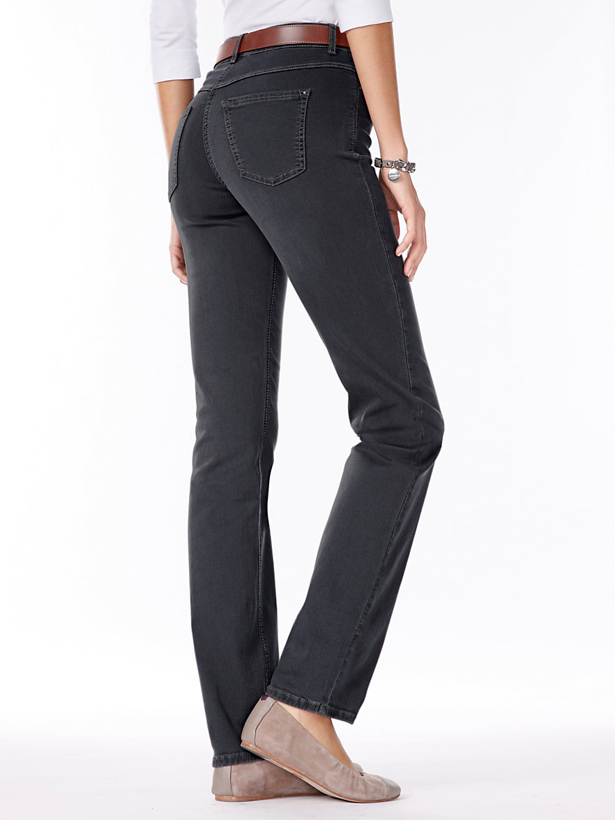 mac jeans 32 inch grijs denim. Black Bedroom Furniture Sets. Home Design Ideas