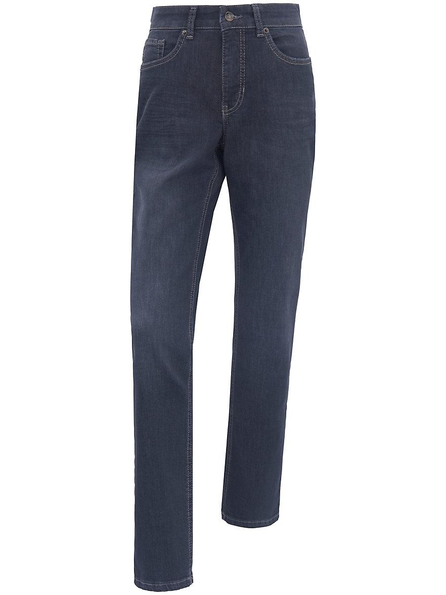 mac jeans melanie met smalle taille inchlengte 30 antraciet denim. Black Bedroom Furniture Sets. Home Design Ideas