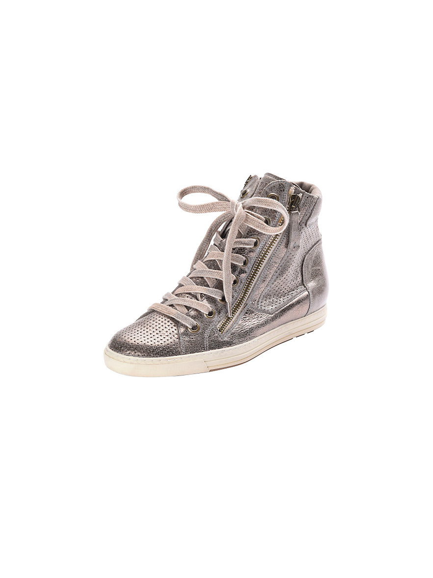 paul green sneakers taupe metallic. Black Bedroom Furniture Sets. Home Design Ideas