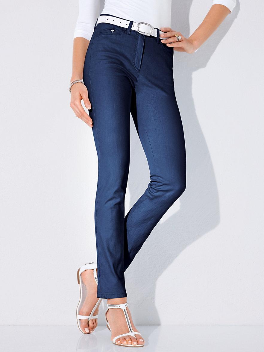 raphaela by brax jeans blue denim. Black Bedroom Furniture Sets. Home Design Ideas