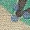 ecru/turquoise/multicolour-392977