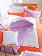 Janine - Soft-seersucker-overtrekset, ca. 155x200cm
