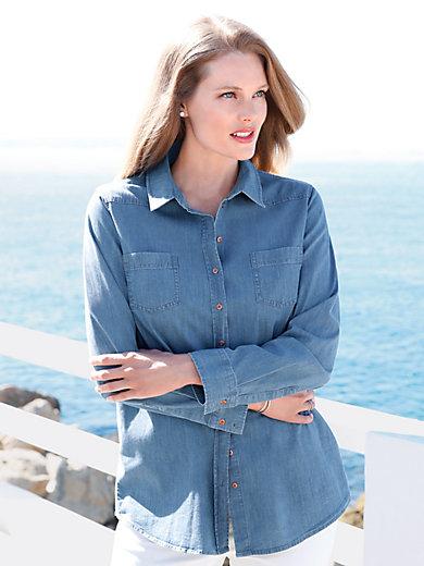 Anna Aura - Jeansblouse
