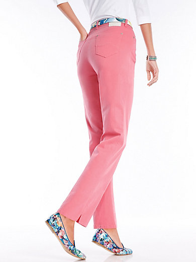 Brax Feel Good - 'Feminine Fit'-jeans. Model NICOLA