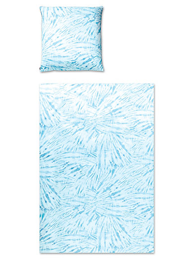 Elegante - 2-delige overtrekset, ca. 155x220 cm