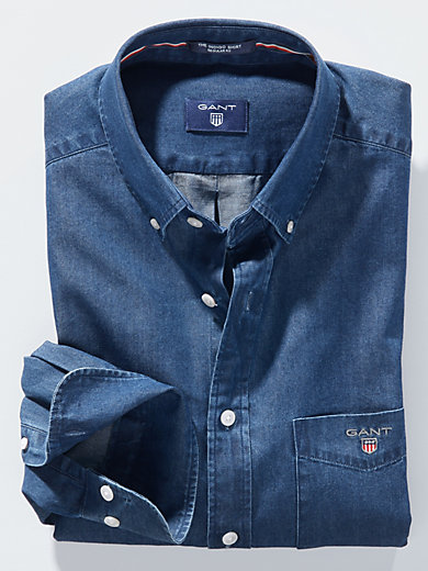 GANT - Jeansoverhemd