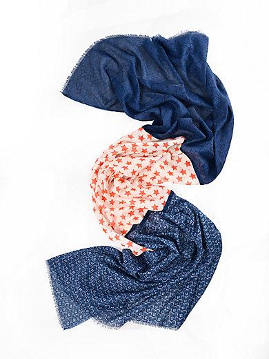 LIEBLINGSSTÜCK - Sjaal in XXL-formaat, van 100% katoen