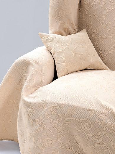 Peter Hahn - Foulard voor bank en bed, ca. 160x250cm